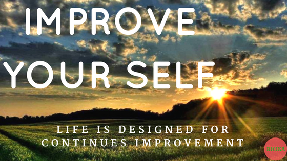 IMPROVE YOUR SELF